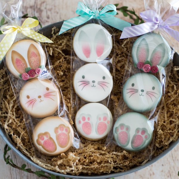 Build a Bunny Collection - 4 Designs available