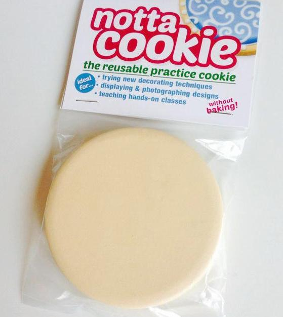 Notta Cookie - The Reusable Practice Cookie