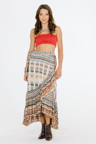 SANTA CRUZ SKIRT - Epethiya