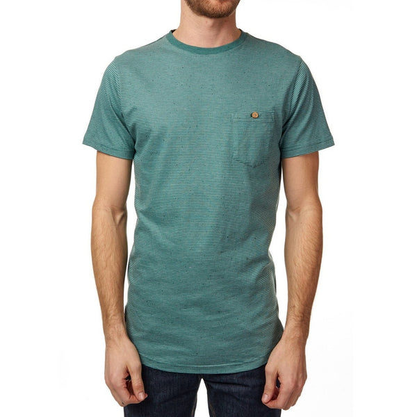 Scott Long Curved Tee - Epethiya