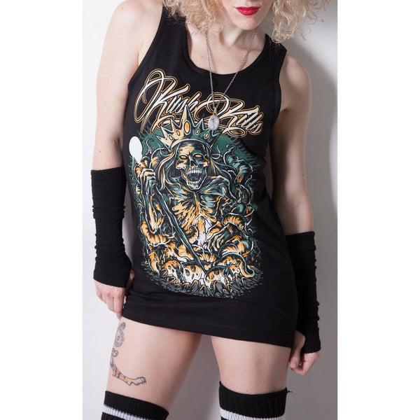 Skeleton King Tank Top