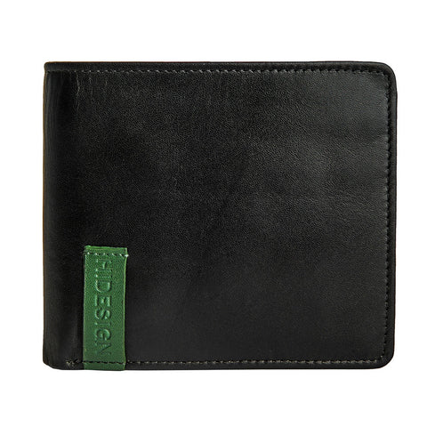 Hidesign Dylan 04 Leather Slim Bifold Wallet - Epethiya