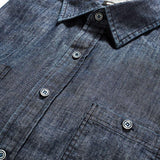 Bowery Denim Shirt - Men's - Epethiya