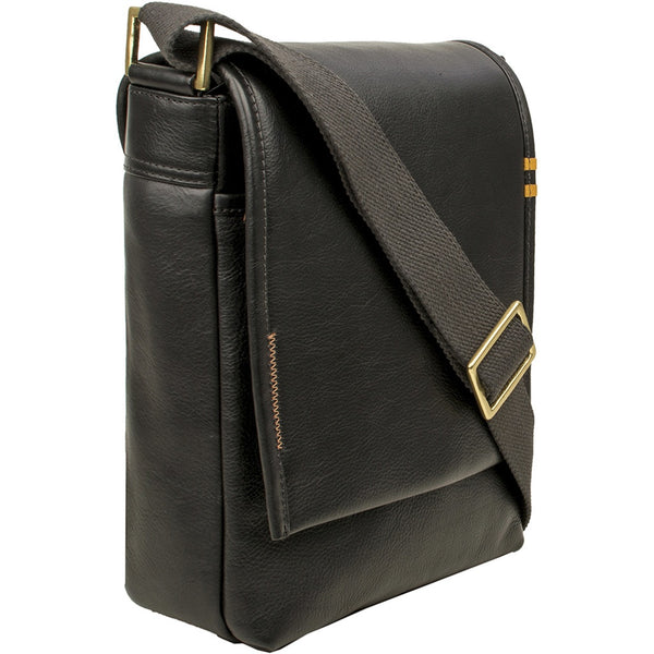Seattle Unisex Leather Crossbody Messenger - Epethiya