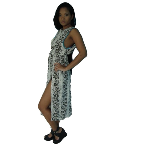 The Snake Charmer Dress - Epethiya