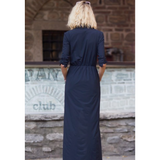 Black Shirt dress - Epethiya