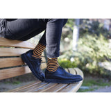 Men's 5-Pair Funky Striped Socks - Epethiya
