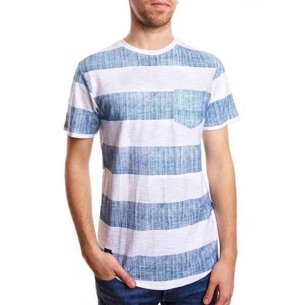 Rocco Long Curved Tee - Epethiya