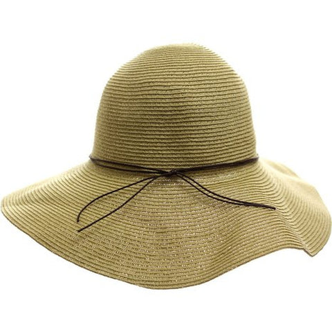 Packable Floppy Wide Brim Sun Hat