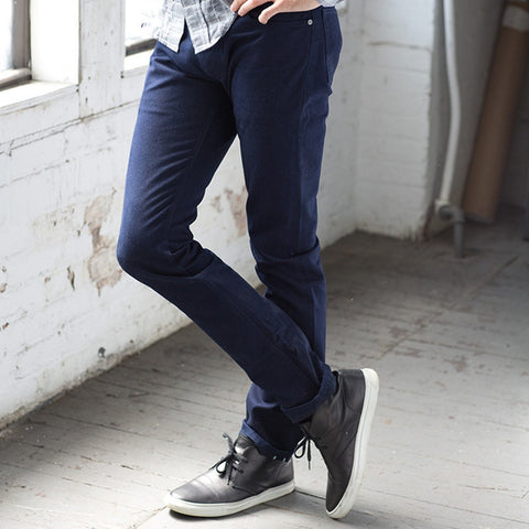 Eco Blue Selvedge Jeans - Epethiya
