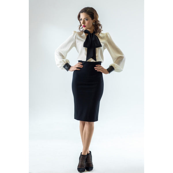 Meg Pencil Skirt - ePethiya