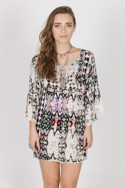 TAINTED LOVE TUNIC - Epethiya