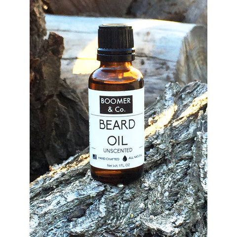 Unscented Beard Oil - Epethiya