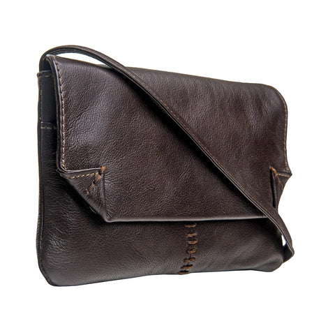 Hidesign Stitch Leather Handcrafted Cross Body - Epethiya
