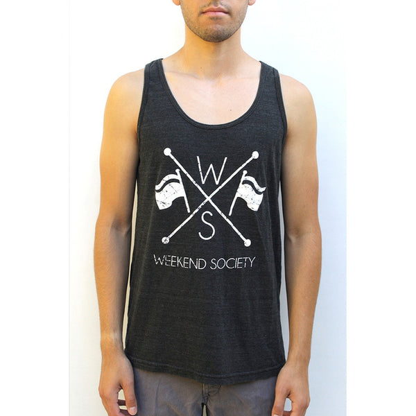 Distressed Classic Tank - Epethiya