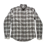 All Year Plaid Button Down - Grey - Epethiya