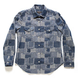 Boro Denim Shirt - Epethiya