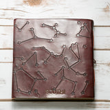 Directions Square Handmade Leather Journal - Epethiya
