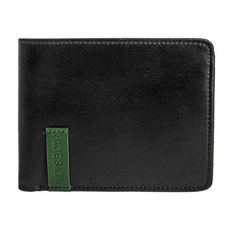 Hidesign Dylan 05 Leather Multi-Compartment Trifold Wallet - Epethiya