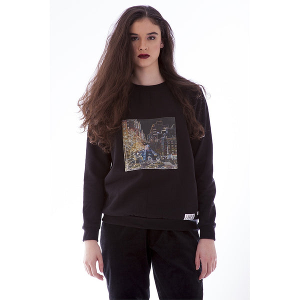 Women's Fashion Sweater- Illumanati - Epethiya