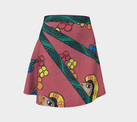 Flower Girl Flare Skirt - ePethiya