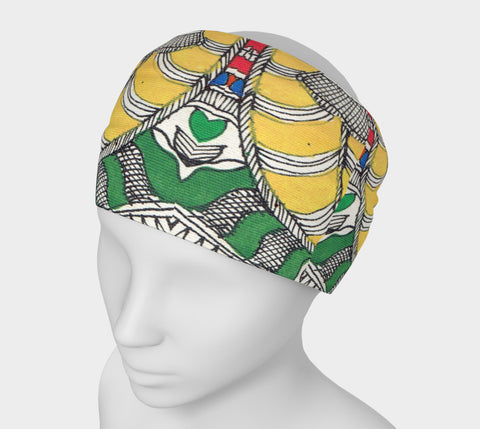 Color Me Abstract Headband - ePethiya