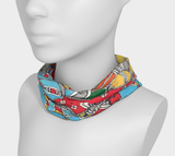 Bold and Brazen Abstract Headband - ePethiya