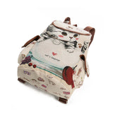 Epethiya Cute Cat Backpack