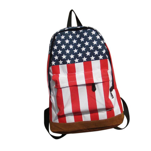 Epethiya Nation Flag Backpack