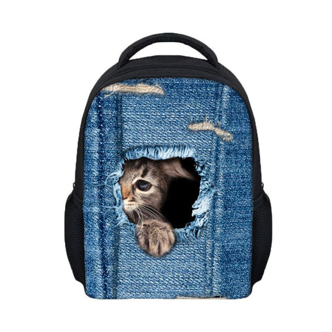 Epethiya Kitty school backpack - Epethiya