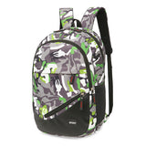 Epethiya Camouflage Satchel School Bag Backpack - Epethiya