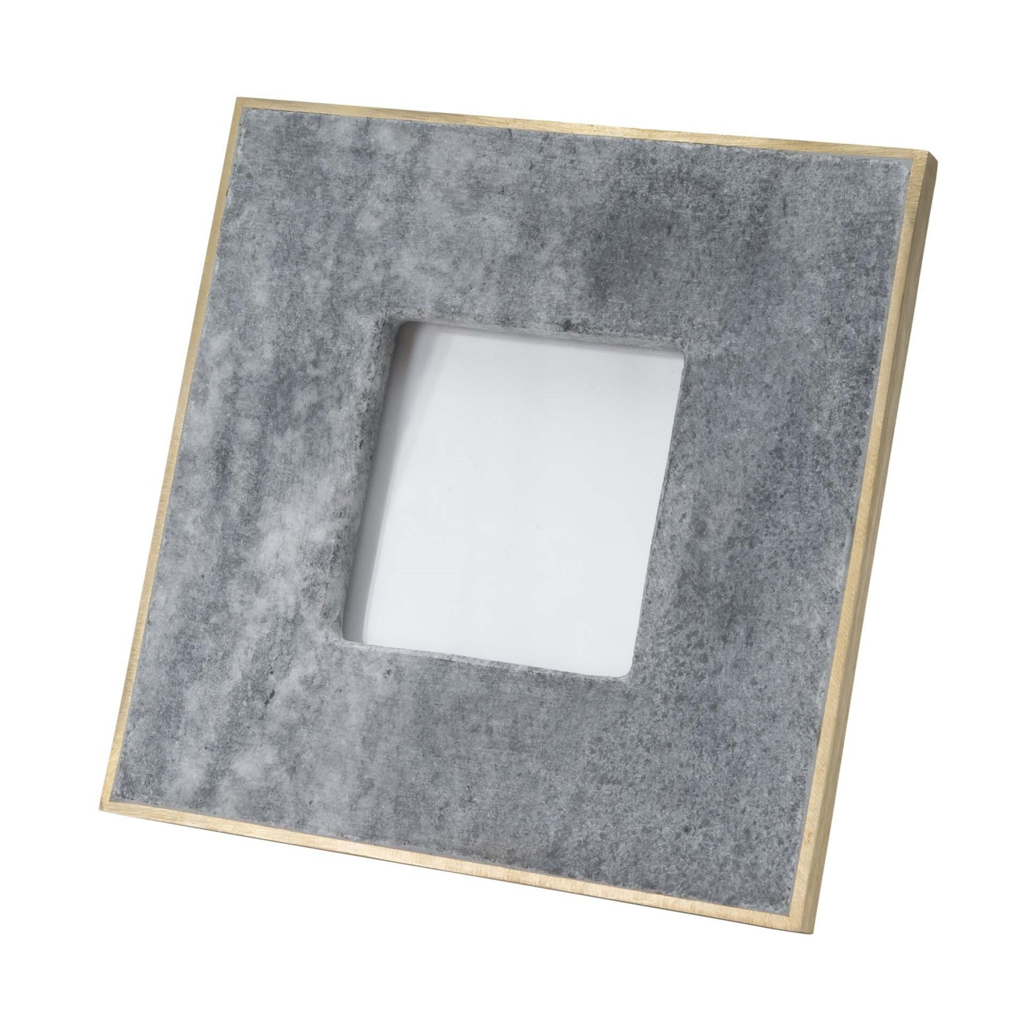 NEW - MARBLE PICTURE FRAMES - BLACK