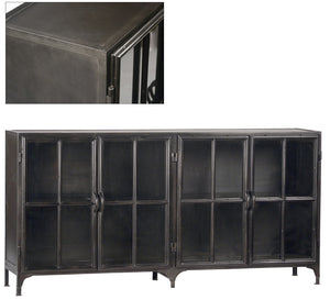 YORK METAL SIDEBOARD