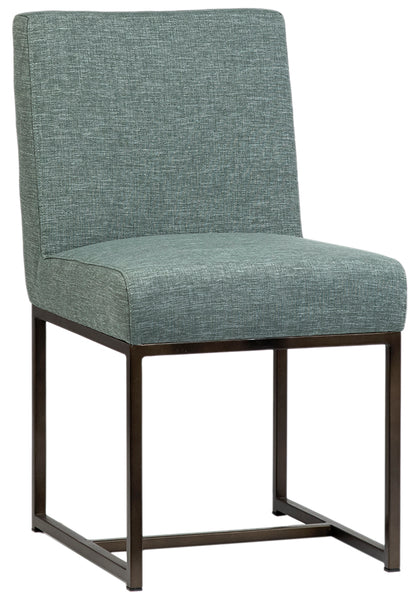 RILEY DINING CHAIR - GREY