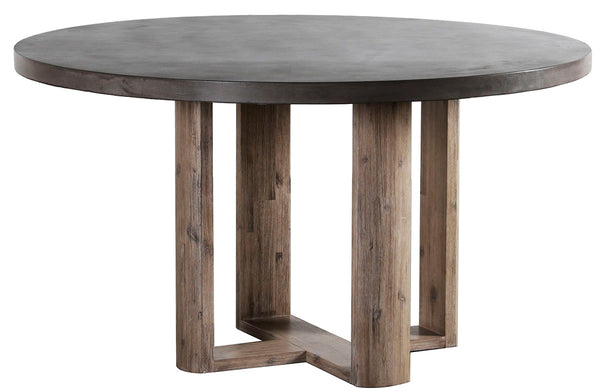 DELTA DINING TABLE ROUND