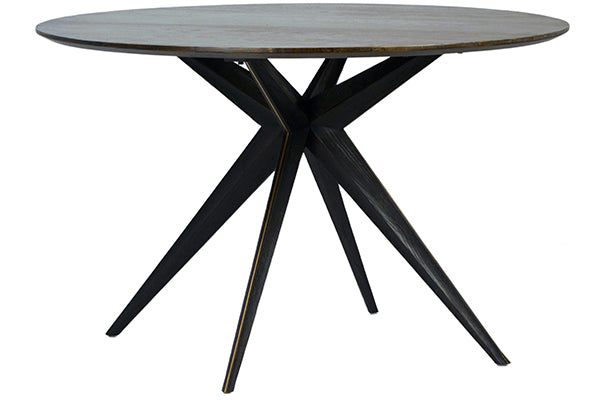 JENKINS ROUND DINING TABLE