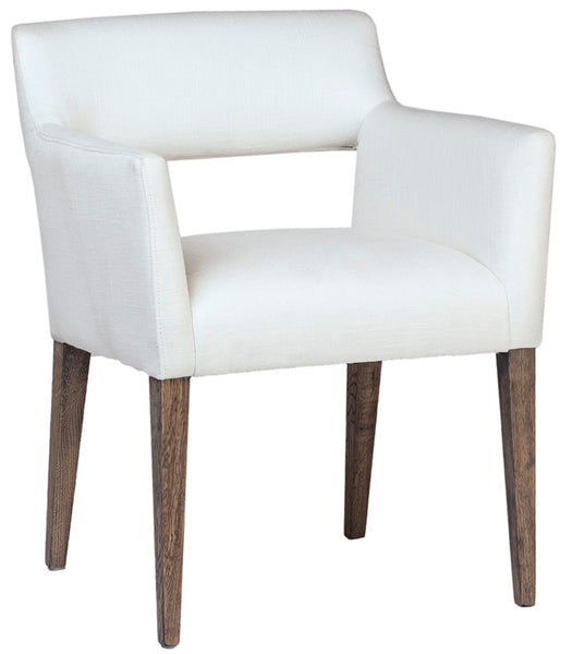 BOOKER DINING CHAIR - WHITE