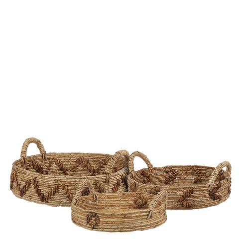 NEW - BANANA LEAF BASKETS