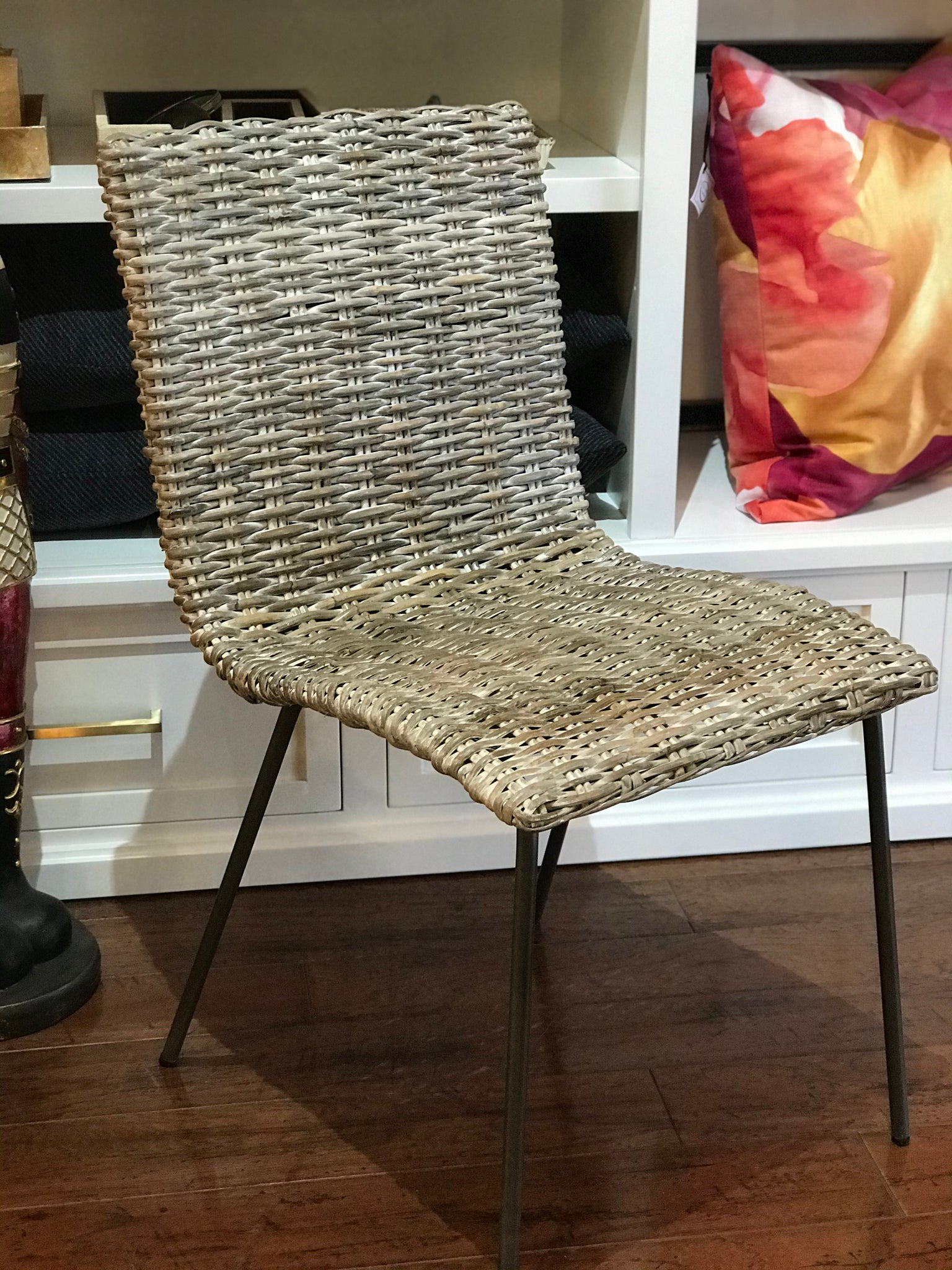 RATTAN DINING CHAIRS / SALE (Set of 4)