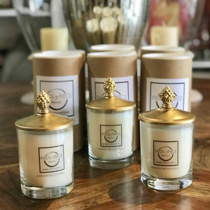 NEW - PIECE BY PIECE SIGNATURE CANDLES