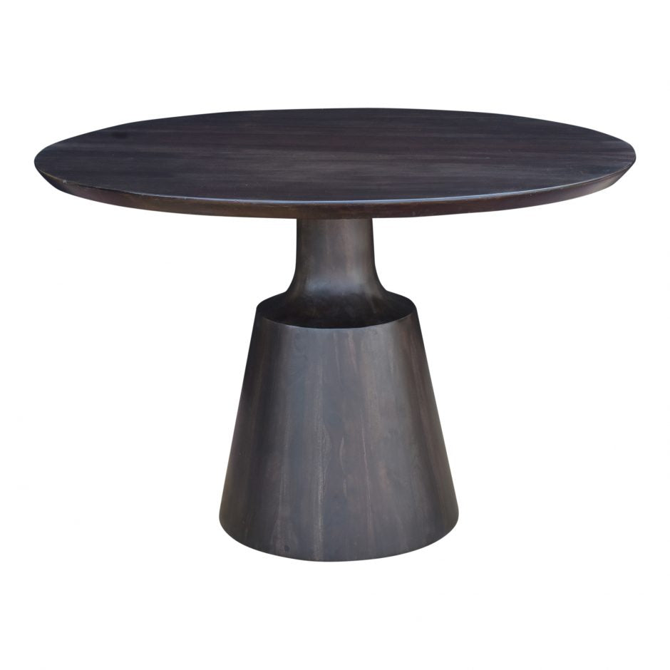 MYRON ROUND DINING TABLE