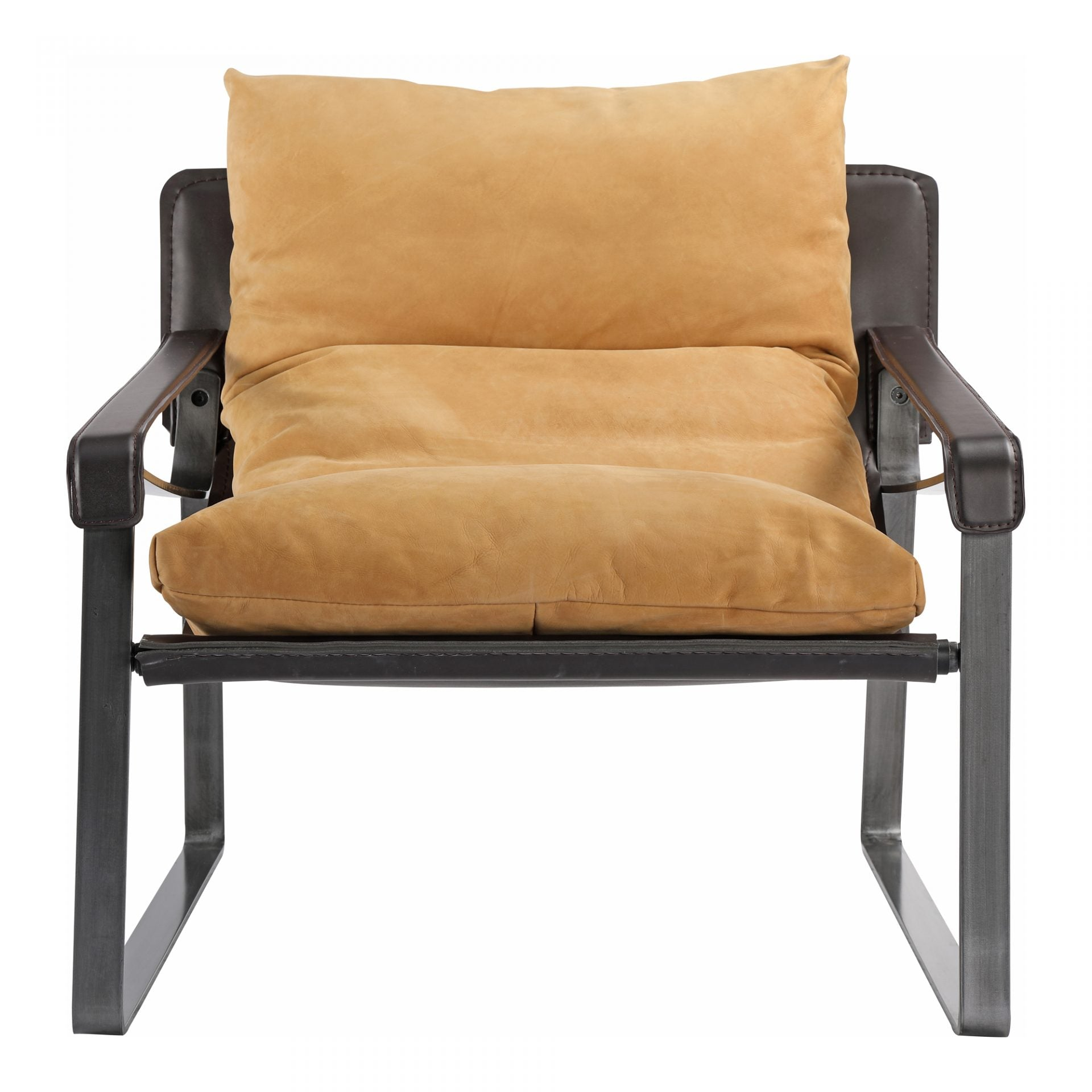 CONNOR CLUB CHAIR - TAN