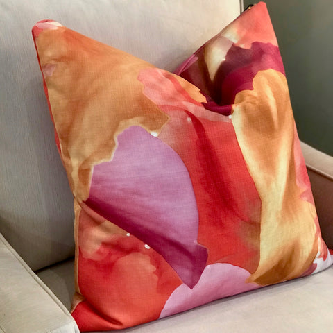 ARTFUL SIGNATURE PILLOW