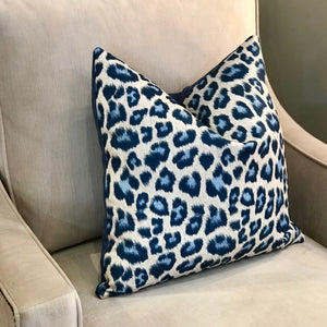 LEO BLUE PILLOW