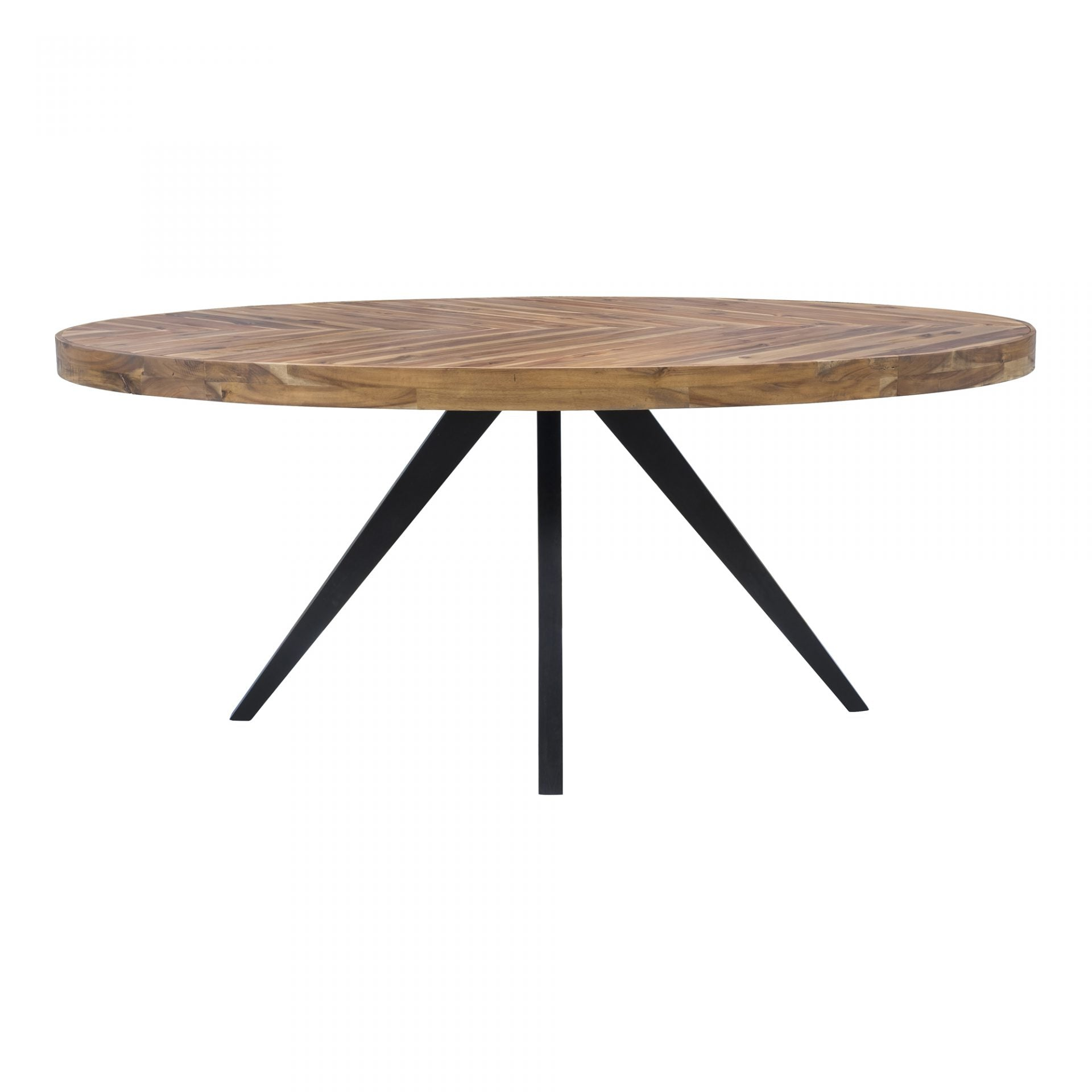 PARQ DINING TABLE - OVAL