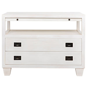 DAWN ACCENT TABLE  w/ SLIDING TRAY