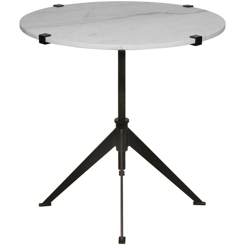 EDITH ADJUSTABLE ACCENT TABLE