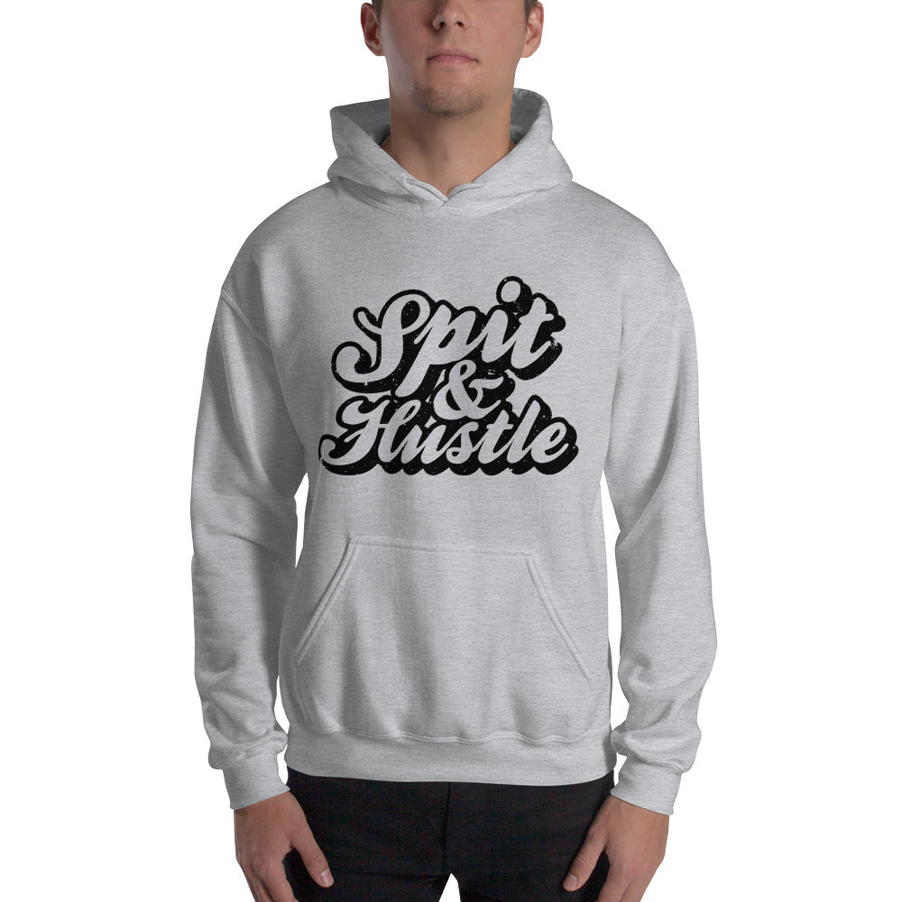 Spit & Huistle Hooded Sweatshirt