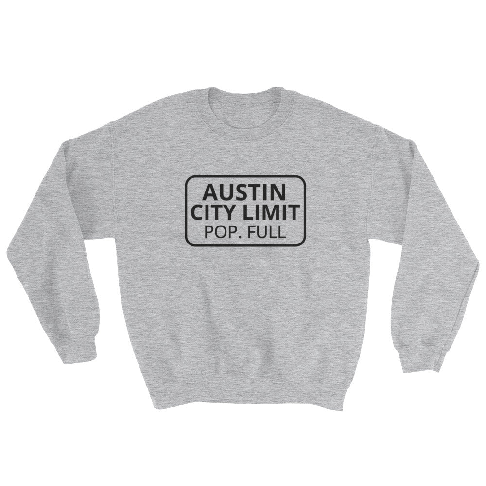 Austin Full Sweatshirt