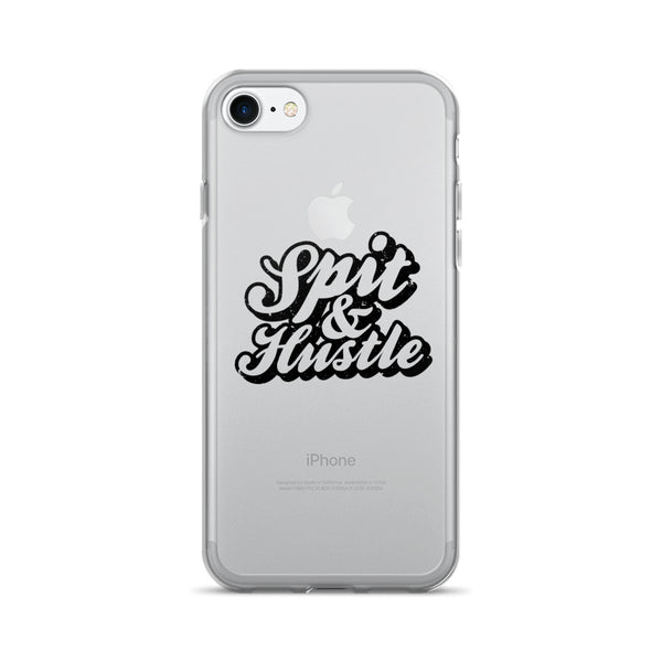 Spit & Hustle iPhone 7/8 or 7/8 Plus Case